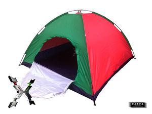 Carpa Camping Iglu Dome para 4 personas Trekkin,
