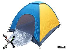 Carpa Camping Iglu Dome para 6 Personas Trekking,