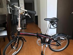 Bicicleta Plegable Marca Tern LINK