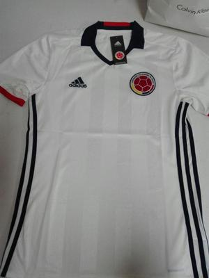 Camiseta Selección Colombia Adidas Original Talla S