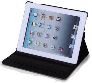 Funda Estuche 360 Ipad 2 3 4 Negro Book Cover + 2 Regalos