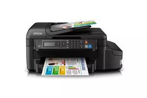 Impresora Multifuncional Duplex Epson L655 Tinta Continua