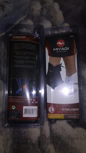Tobilleras Miyagi