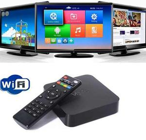 Tv Box Android Convierte Tv En Smart + Control 8gb Wifi