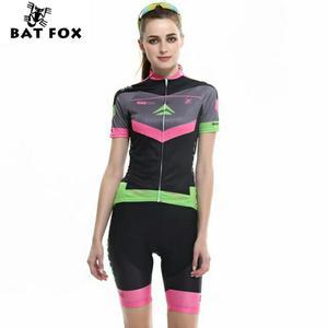Uniforme Ciclismo Mujer