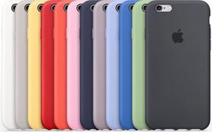Carcasa Original Funda Silicona Iphone 6s 6s Plus 7 7 Plus