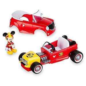 Mickey Y Los Corredores Roadster Disney Transformable