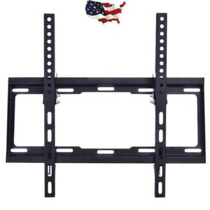 Soporte De Pared Para Tv Soporte Inclinación Lcd Led Plasma