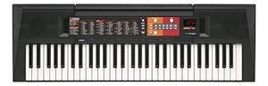 Teclado Portátil Yamaha Psrf51 De 61 Teclas, Modelo Base