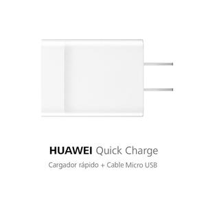 Cargador Rápido Huawei Quick Charge Mate 8 P7 P8 + Cable
