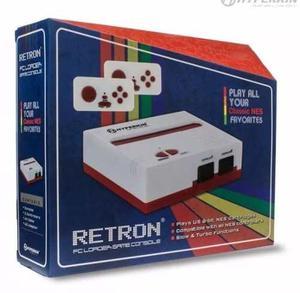 Consola De Video Juegos Retron Fc Loader Game Console
