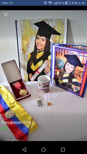 Foto Estudio de Graduación