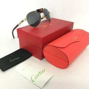 Gafas Cartier Santos Duomont