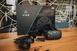 Htc Vive - Sistema De Realidad Virtual / 1 En Existencia