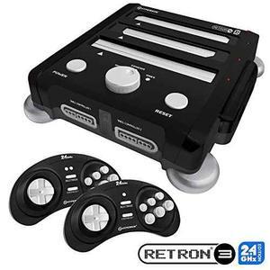 Hyperkin Retron 3 Consola De Juegos 2.4 Ghz