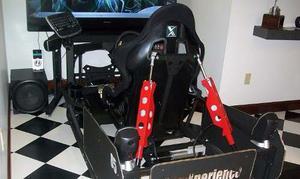 Simulador De Conducción Con Movimiento