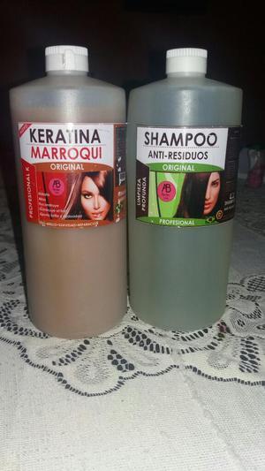 Keratina Marroqui