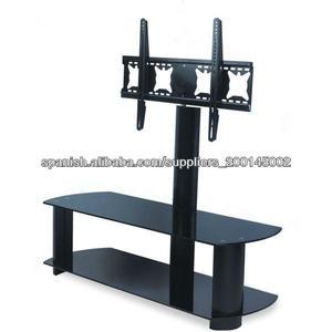 Soporte pedestal mueble tv lcd led a posot class for Mueble soporte tv
