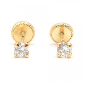 0160a4315e81 Dije letra oro 18 kilates con cristal swarovski
