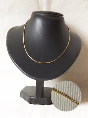 Cadena En Gold Filled - Oro Golfi #004