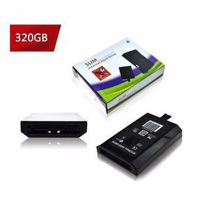 Disco Duro 320 Gb Para Xbox 360 Rgh 5.0 Con Freestyle