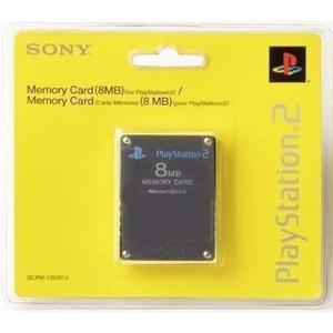 Memoria Sony 8mb Ps2 Playstation 2