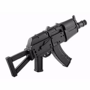 Memoria Usb 16 Gb Diseño De Ak-47 En Goma-negro