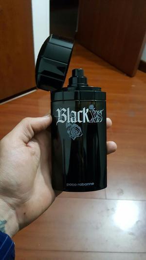 Perfume Hombre Paco Rabanne Black Xs