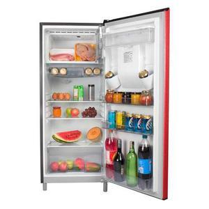 Refrigeración - Nevera Abba 187 Lt Frost Nvars p Rojo