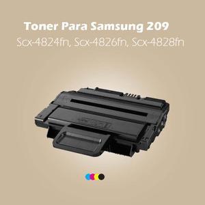 Toner Para Samsung 209 Scx-fn, Scx-fn, Scx-fn