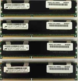 16 Gb Kit (4 X 4gb) De Memoria Para Lenovo Thinkserver Td230