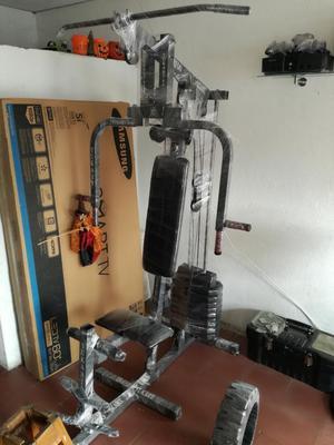Makina Multiusos 4 en 1 para Gym Comonuv