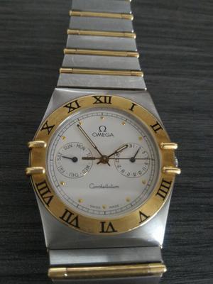 Reloj Omega Constellation Acero Y Oro
