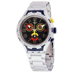 Reloj Swatch Yysag Acero Plateado Hombre