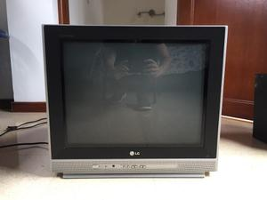 Televisor Lg Flatron 21 Pulgadas