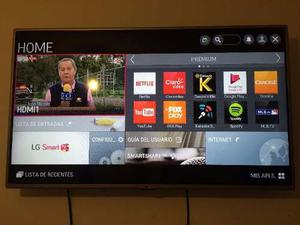 Tv Lg 42 Pulgadas Smart Tv Con Tdt Y Wifi
