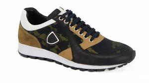 Zapatos Deportivos F.nebuloni Para Caballero