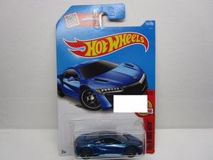 Acura Nsx Escala 1/64 Coleccion Hot Wheels