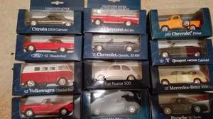 Colección 15 Super Autos Inolvidables El Tiempo, Nuevos