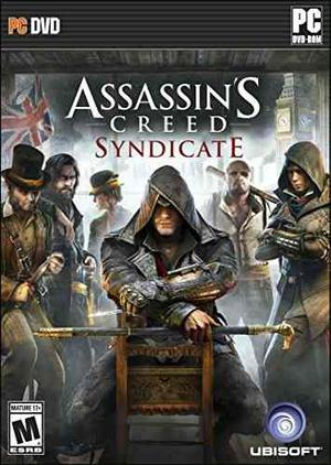 Creed Syndicate Assassins - Pc