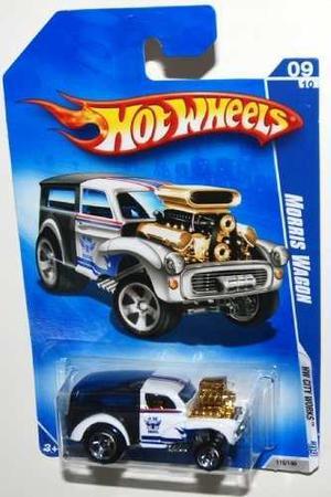 Hot Wheels Hw City Works,  Morris Mail Wagon 09 De