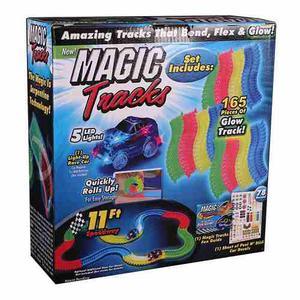 Magik Tracks 165 Piezas Pista Magica