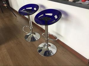 2 sillas para barra