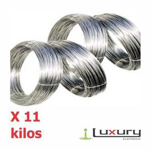 Alambre Acerado Cerca Eléctrica #m/kg Apx)ø=1,5mm