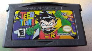 Juego De Gameboy Advance Genérico,teen Titans.