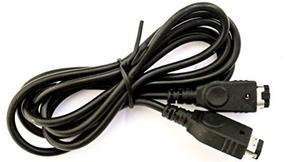 Old Skool 2 Jugador Cable De Enlace De Conectar El Cable