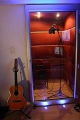 Puerta Acustica De Vidrio Aislamiento Del 95%