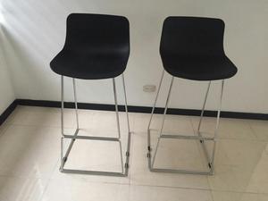 Vendo 5 sillas tipo bar posot class for Sillas tipo bar en madera