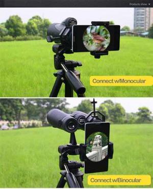 Spotting Scope Microscopio Soporte De Montaje Para Su
