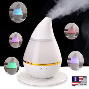 7color Led Aroma Ultrasonidos Humidificador Aire